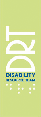 Disability Resource Team